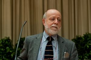 Festredner 2012: Prof. em. Dr. Jens Kulenkampff. Bild: Martin Stammler