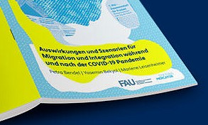 "Towards entry ""Impact of the pandemic on integration and migration: research results presented"""